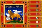 Burgen in Venetien