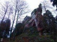 Burg Alt-Windstein, Alt Windstein