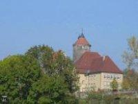 Besigheim Oberburg, Schochenturm
