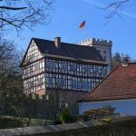 Burg Buchenau in Hessen