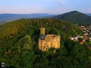 Die Schlösser und Burgen um Baden-Baden