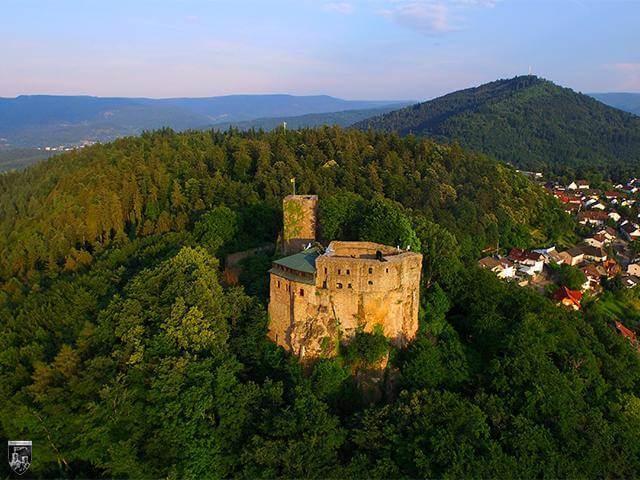Burg Alt Eberstein