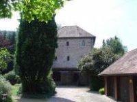 Götzenturm, Burg Hettigenbeuern