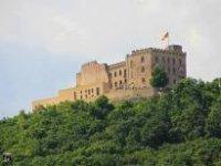Hambacher Schloss, Hambach, Maxburg, Kästenburg