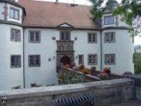 Burg Hardheim - Oberburg
