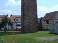 Burg Hardheim - Unterburg
