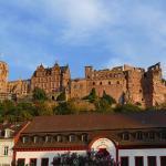 Schloss Heidelberg, Heidelberger Schloss
