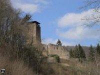 Neckarsteinach - Hinterburg