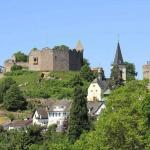 Burgen und ihre Topographie