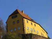 Schloss Mahlberg bzw. Burg Mahlberg