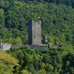 Burg Obermanderscheid, Manderscheider Oberburg
