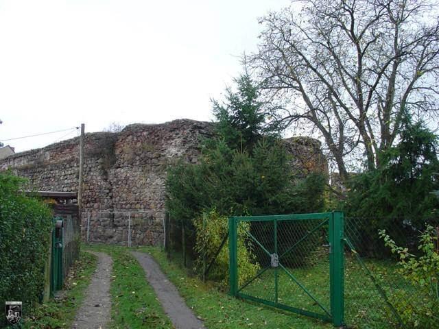 Burg Oderburg, Bärenkasten
