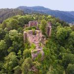 Burg Schramberg, Hohenschramberg