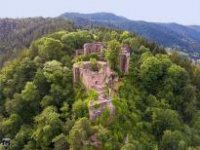 Fachbegriffe aus der Burgenarchitektur
