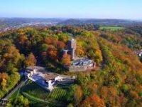 Burg Turmberg, Hohenberg, Grötzingen, Durlach