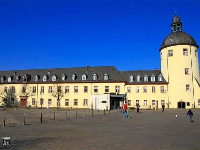Unteres Schloss Siegen, Nassauischer Hof