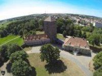 Burg Wittstock, Bischofsburg