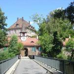 Zeltner Schloss, Gleißhammer, Schloss Zelten