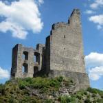 Burg Zimmern, Herrenzimmern