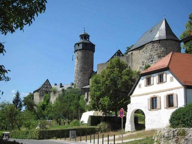 Burg Zwernitz in Sanspareil