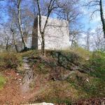 Burg Aach, Alter Turm