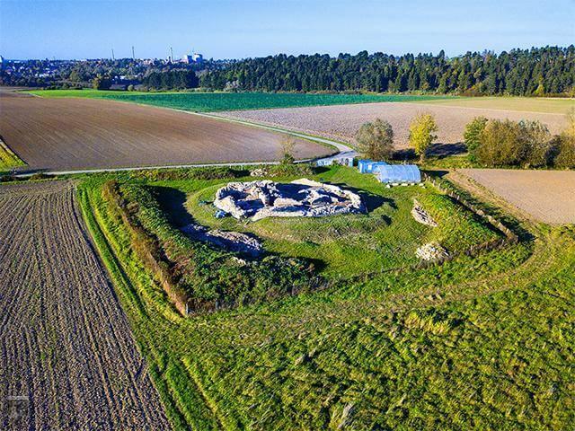 Burg Holsterburg in Nordrhein-Westfalen
