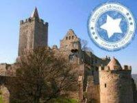 Burg des Monats August 2018 - Burg Rudelsburg