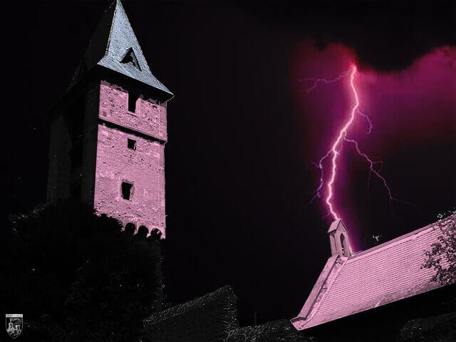 Burg Frankenstein-Halloween