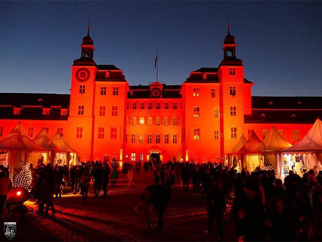 Weihnachtsmarkt Schwetzingen.Kurfürstlicher Weihnachtsmarkt Auf Schloss Schwetzingen
