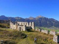 Burg Ehrenberg - Festung Schlosskopf