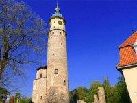 Schloss Neideck zu Arnstadt in Thüringen