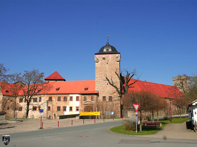 Burg Kapellendorf bei Erfurt