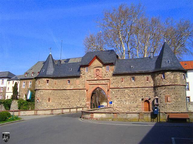 Burg Friedberg in Hessen