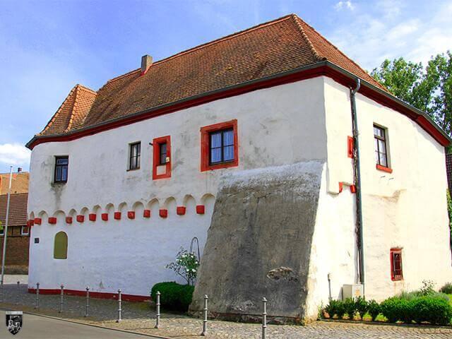 Wasserburg Rückingen