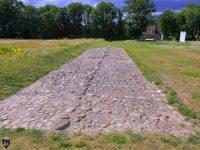 Archäologischer Park Freyenstein, Alte Burg Freyenstein