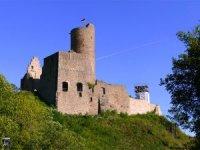 Große Burg Monreal, Burg Löwenburg