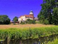 Burg Lenzen in Brandenburg