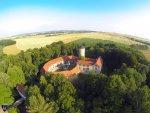 Burg Westerburg in Sachsen-Anhalt