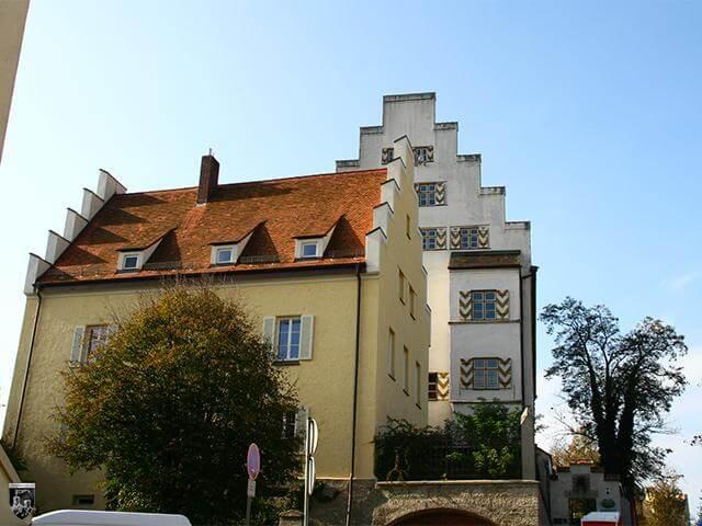 Schloss und Burg Wasserburg am Inn